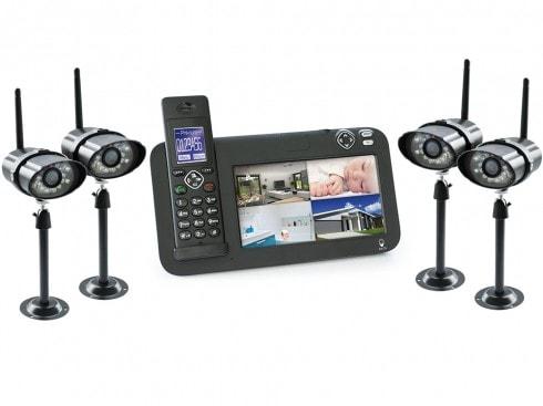 Acheter un kit de vidéosurveillance pas cher sur SCS