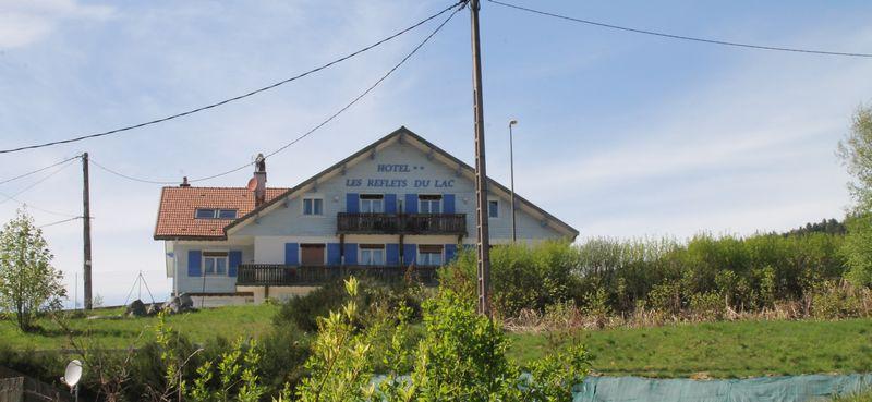 notre hotel dans les Vosges