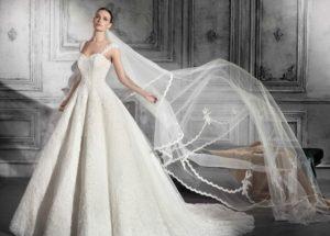 Une robe de mariée qui vous va comme un gant