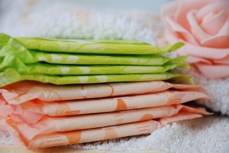 serviettes hygieniques