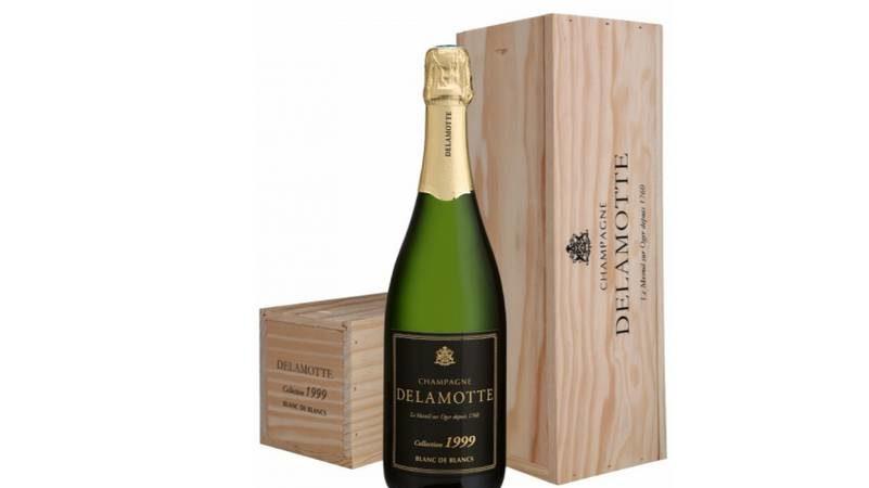 Delamotte, un champagne de qualité pour toutes les bourses