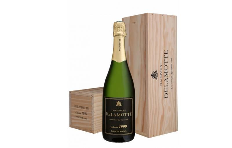 champagne delamotte prix
